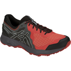 asics Gel-Sonoma 4 G-TX Shoes Herre red snapper/black